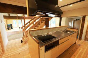 新水シェアハウス(キッチン)